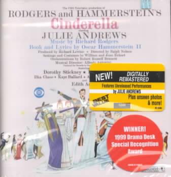 CINDERELLA (OCR) BY ANDREWS,JULIE (CD)